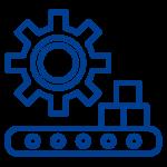Grafik fuer den Bereich Produkte und Herstellung in PNG Format.