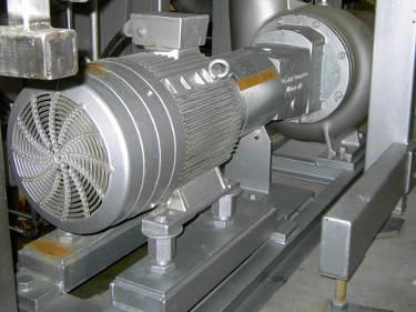 Industriepumpenanlage