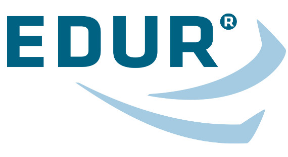 Logo der Pumpen Firma EDUR