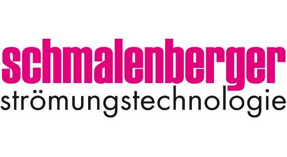 Logo der Firma schmalenberger - stroemungstechnologie.