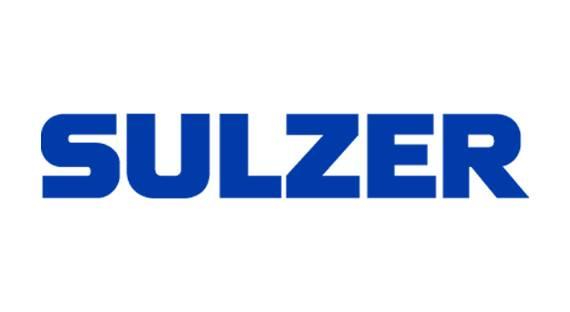 Logo der Firma SULZER.