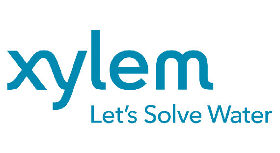 Logo der Firma xylem Let's Solve Water
